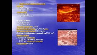 Презентація Планети земної групи