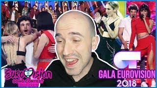 OT 2018 Gala Eurovision 2019 (SPAIN 🇪🇸) REACCIÓN I edusanzmurillo