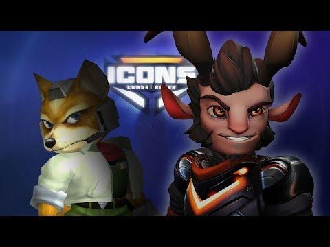 Icons Combat Arena  The Future of Smash?