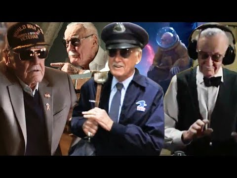 Remembering Stan Lee: King of the Cameo