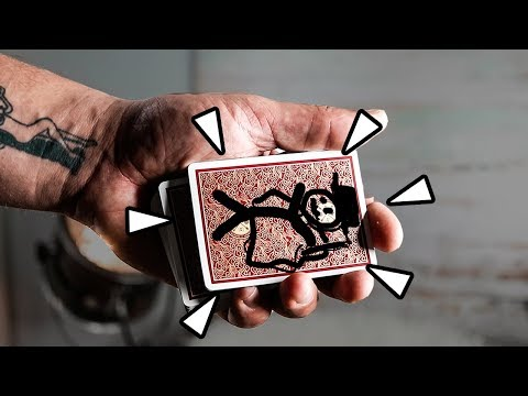 The JUMPING SIGNATURE Card Trick - Explained. (ZERO Set-up!)