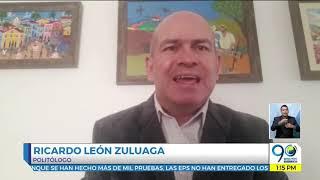 Agosto 05 2020 - Expertos opinaron sobre la orden de detención del expresidente Álvaro Uribe