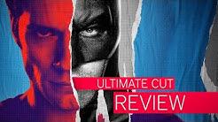 Ist der ULTIMATE CUT besser? | Batman v Superman | Review | Kritik