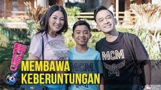 Gambar cover Sah Jadi Anak Angkat Ruben Onsu, Aura Betrand Peto Diungkap Feng Shui - Cumicam 18 Oktober 2019