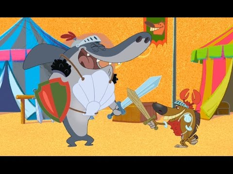 Zig & Sharko - The noble Knights of the lagoon (S01E64) _ Full Episode in HD