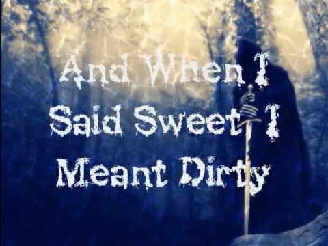 Marilyn manson slut garden lyrics