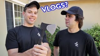 HOW TO BE A VLOGGER w/David Dobrik