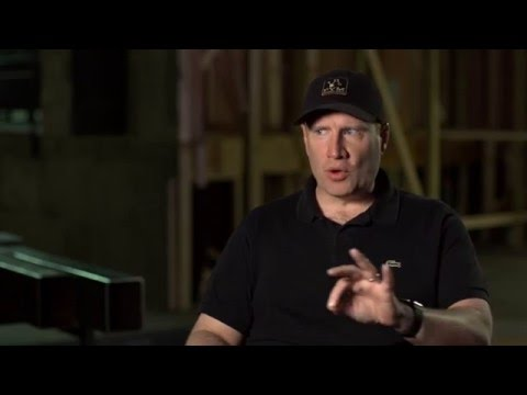 Captain America Civil War Behind-The-Scenes Interview - Kevin Feige
