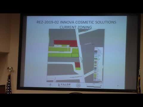 6b. REZ-2019-02 Innova Cosmetic Solutions, 1504 Madison Hwy, R-10 to M-1,