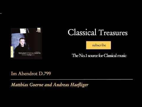 Franz Schubert - Im Abendrot D.799