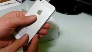 애플 아이폰5 언락폰 …