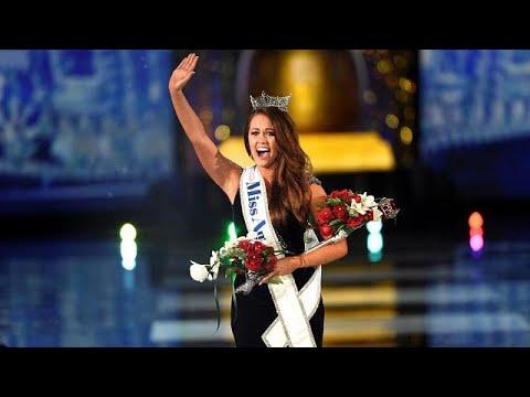 كارا موند ملكة جمال أمريكا 2018  - 10:21-2017 / 9 / 11