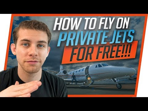 How To Fly Private For FREE - Jetsmarter Hack Private Jets On A Budget
