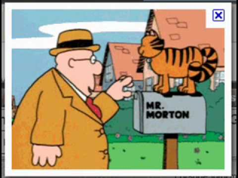 The Tale of Mister Morton - by The Singing Sub of Santa Clarita, Ca - Mr. G