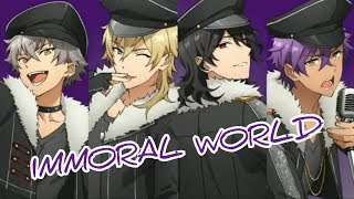 UNDEAD - IMMORAL WORLD