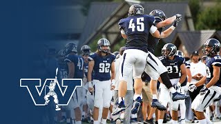Westminster Athletics: Westminster football sets NCAA record