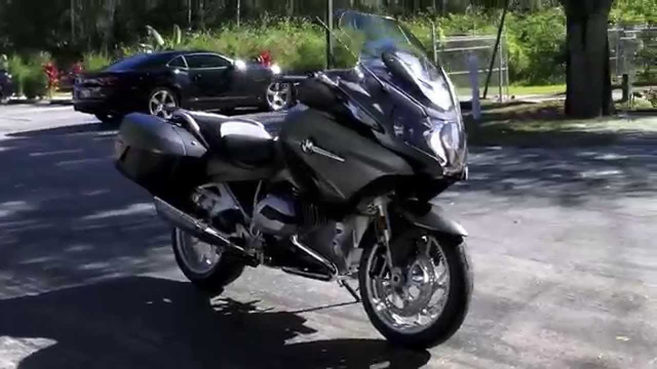 Bmw R1200rt For Sale >> 2015 BMW R1200RT Callisto Grey at Euro Cycles of Tampa Bay