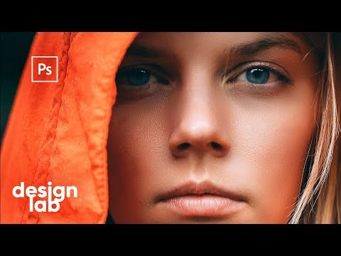 High-End Skin Retouching in 1 Minute / Photoshop Tutorial thumbnail
