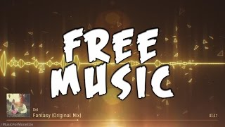 Del - Fantasy (Original Mix) Creative Commons FREE MUSIC For Monetize