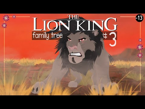 THE LION KING FAMILY TREE | Remake part 3