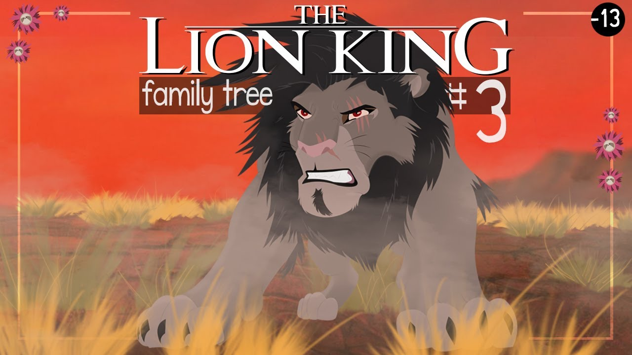 The Lion King Family Tree Part 3