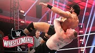 Brock Lesnar and Drew McIntyre clash for WWE Title WrestleMania 36 WWE Network Exclusive