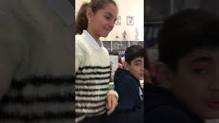Открытый урок по биологии 6 класс школа N1 Баку