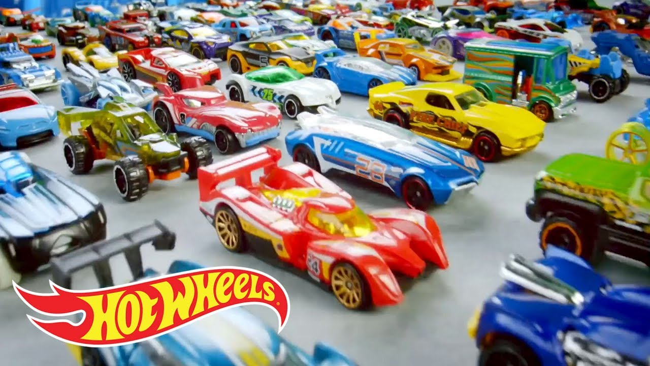Hot Wheels Cars (2015) | Hot Wheels - YouTube