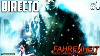 Vídeo Fahrenheit: Indigo Prophecy Remastered