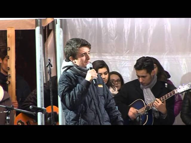 Gambatesa maitunat 1-1-2014: canzone di Tommaso Corvino