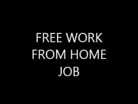 Jobs working from home best no cost work at home job in 2017 and 2018