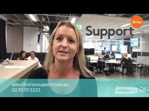 Sirius Support Call Centre Opportunity