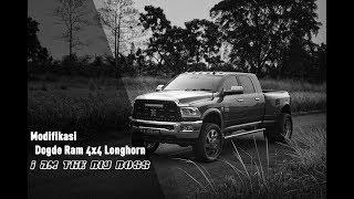 Gambar cover Modifikasi Dodge Ram 4x4 Longhorn: I am The Big Boss