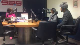 Entrevista 24xCRISTO CDN Radio 92.5FM Florangel de Jesús