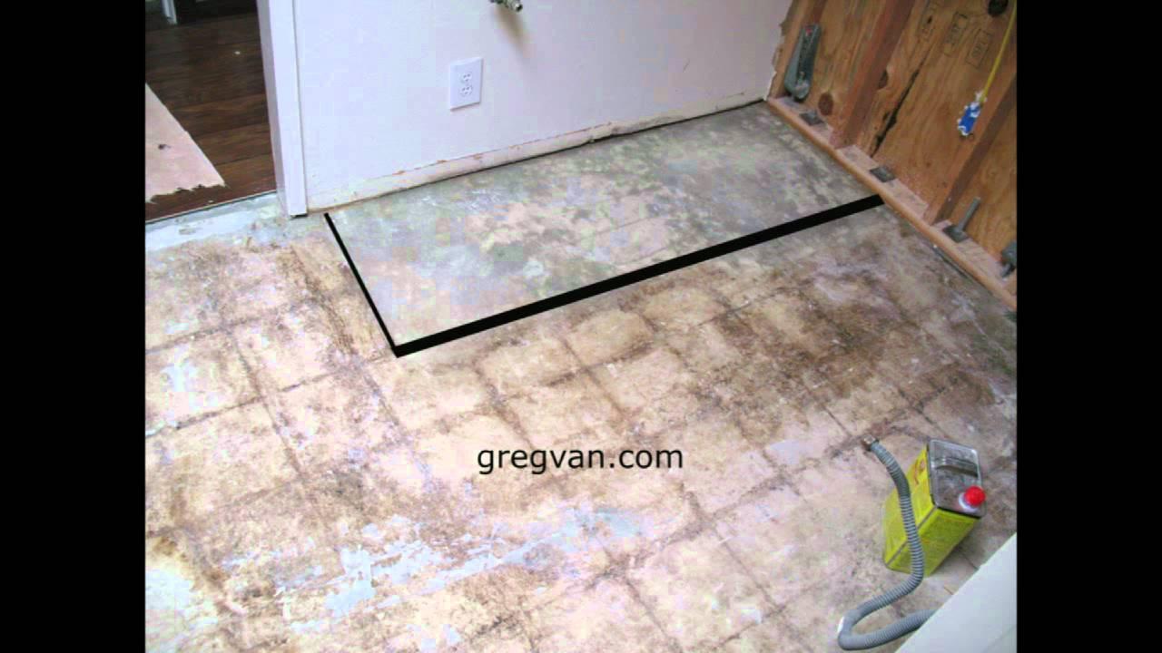 Kitchen flooring removal mystery demolition and remodeling youtube kitchen flooring removal mystery demolition and remodeling dailygadgetfo Images