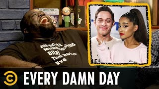 Pete Davidson's Engagement & What to Do When You're Gassy in Public - Every Damn Day