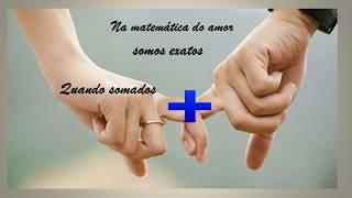 5 395 - Matematica do Amor  - Tadeu Medeiros
