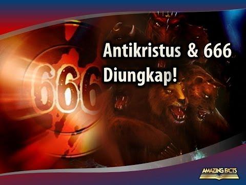 18 Antikristus dan 666 Diungkapkan