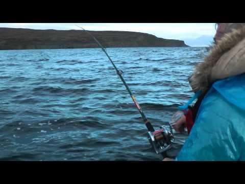 рыбалка на Кольском - Мотовский залив 03.06.11