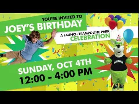joey s birthday commercial