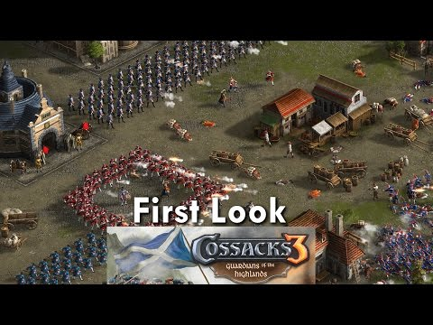 Cossacks 3: Guardians of the Highlands DLC First Look