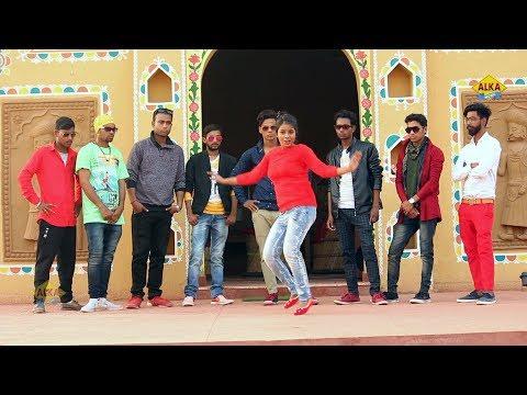 Haryanvi Dance || भरतपुर के माहरो  ठिकाणो में लड़की ने लड़को के बीच करी  डांस में मस्ती