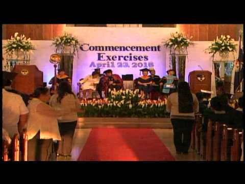 XU Commencement Exercises 2015 (Medicine and Law)