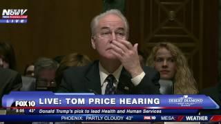FNN: Tom Price Hearing