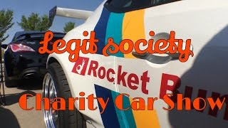 homepage tile video photo for Legit car show to help Fort McMurray.