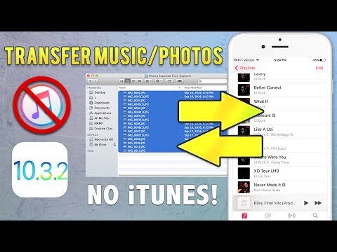 Transfer Music & Photos from iPhone to Computer (Without iTunes - 2017) + GIVEAWAY!