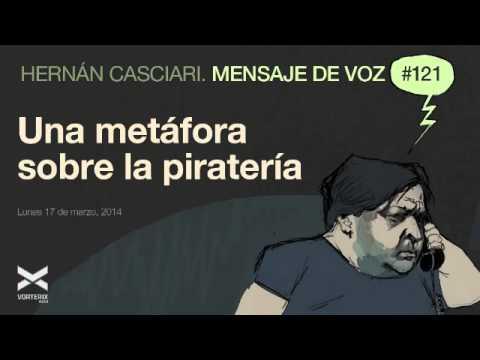121 Una Metáfora Sobre La Piratería