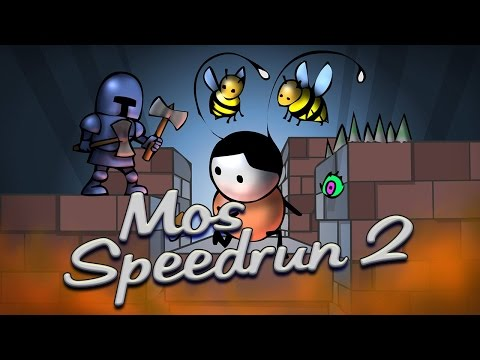 Mos Speedrun 2 - Best App For Kids - iPhone/iPad/iPod Touch