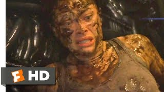 Skyline (2010) - The Alien Bodyguard Scene (10/10) | Movieclips