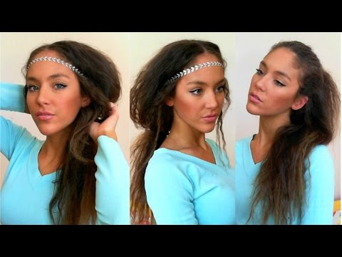 How To: My Quick and Easy Hairstyles | AMINA